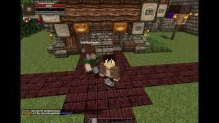 Обзор серверов Age Of Mine 1 серия Майнкрафт