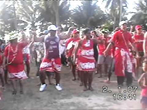 ARUTANGA KONI RAONI IN AITUTAKI 02/01/2007