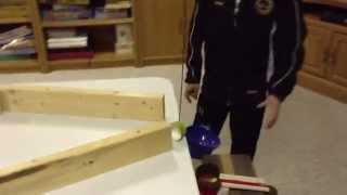 A Light Show: Austin & Grant's Rube Goldberg MSMS Project