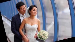 Свадебное слайд-шоу, клип из фотографий