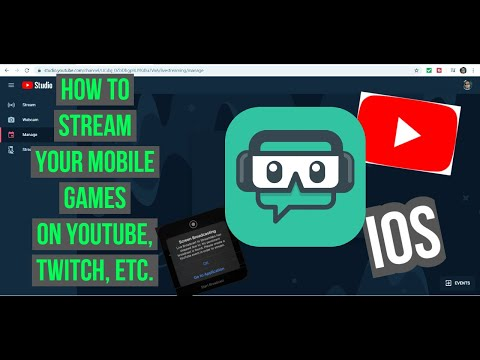 How To Stream Your Mobile Games Using Streamlabs On Iphone