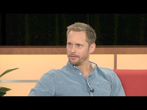 Alexander Skarsgard On 'Big Little Lies'  Los Angeles Times