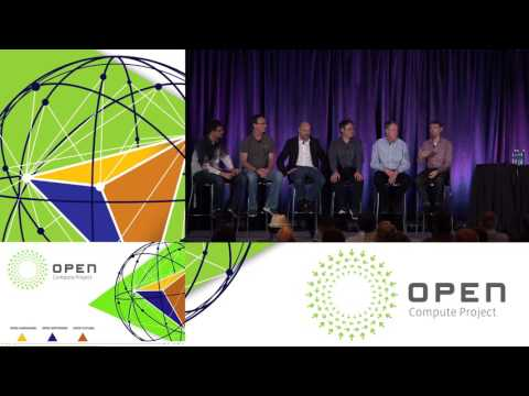 Panel: Facebook Scaleout Software Solutions on OCP Hardware