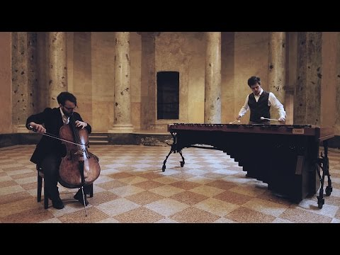 Marimba and Cello - Rose of Sharon , Song of 'Almah (Andrew Beall)