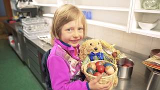 """Trattlers Hofleute are """"home alone"""" with their Easter preparations"""