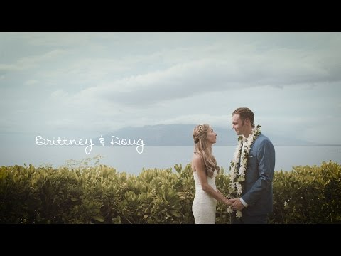 Luxury Maui Wedding - Brittney & Doug