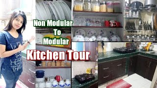 kitchen organization ideas | Modular Kitchen In Low Budget | Kitchen Design Kitchen Tour