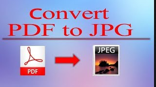 How to Convert PDF to JPG/Image Online - SP Skywards