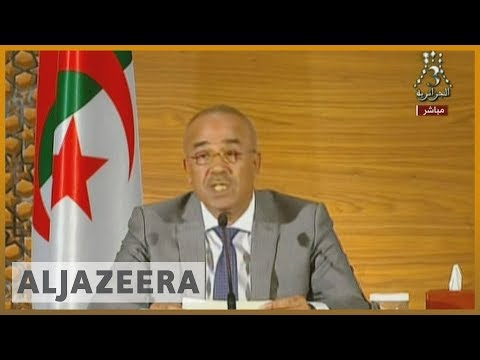 🇩🇿 New Algerian prime minister to form 'technocratic governm