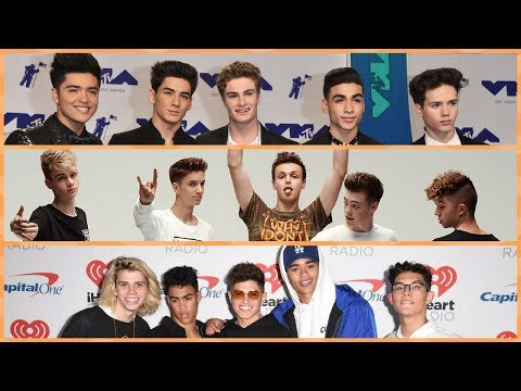 Boy Band Battle - In Real Life, PRETTYMUCH & Why Don't We