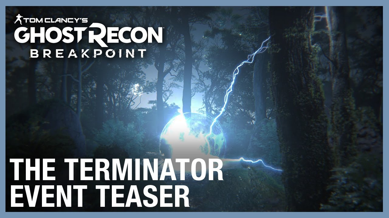 Tom Clancy's Ghost Recon Breakpoint: The Terminator Event Teaser | Ubisoft