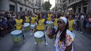 Ketubara Batucada Barcelona en la Mercè 2016 - 6