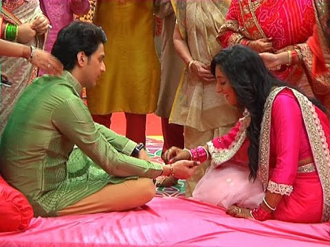 Download Ek Rishta Sajhedari Ka 27th October 2016 - Aryan and Sanchi Plays Wedding Games