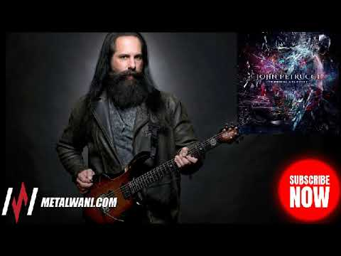 JOHN PETRUCCI on 'Terminal Velocity', Songwriting & Reconnecting With Mike Portnoy (2020)