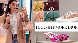 Come Shopping With Me | What's New At Dior, Miu Miu, Gucci & Fendi