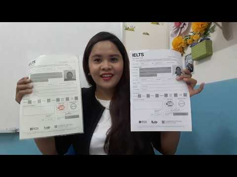 My IELTS EXPERIENCE And Some GENERAL INFORMATION (Filipino- English)