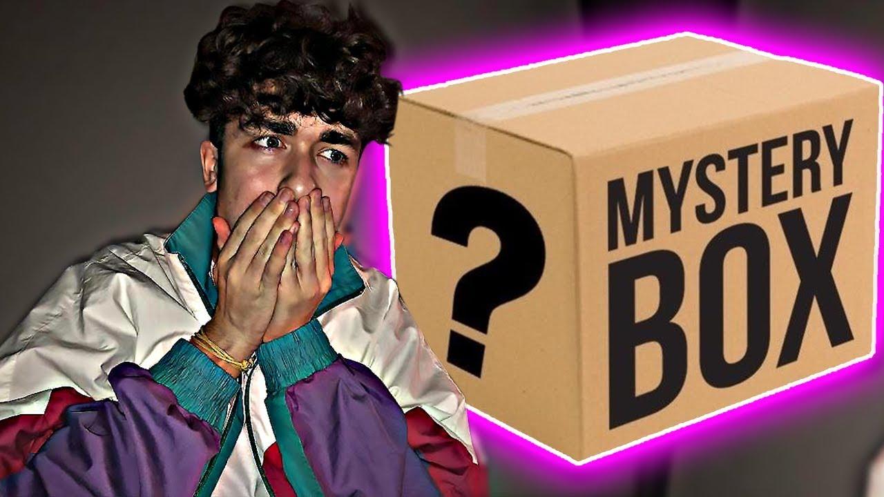 Mystery Box Darknet