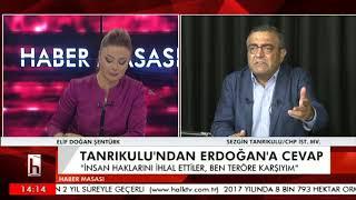 HABER MASASI SEZGİN TANRIKULU CHP İST. MV. 12 09 2017