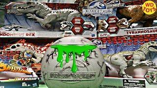 New Giant Jurassic World Slime Surprise Egg Dinosaur Toys For Kids Animal Planet Dinotrux Unboxing