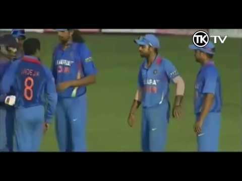 Cricket Fights between players of SAME TEAM and opposition teams