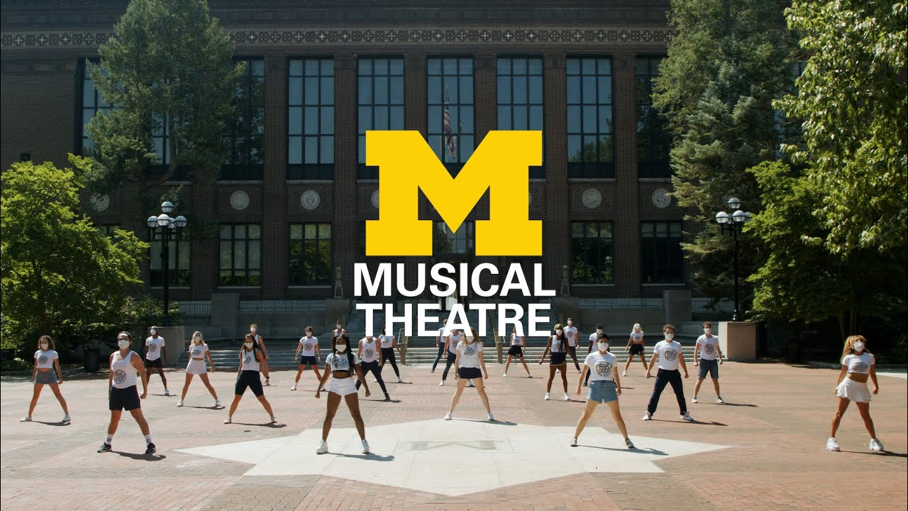 Senior Entrance - MT21 - University of Michigan Musical Theatre