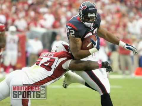 Houston Texans RB Chris Brown on his Goals