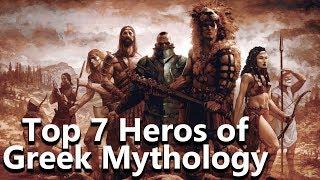 The 7 Greatest Heroes of Greek Mythology - Mythological Curiosities - See U in History