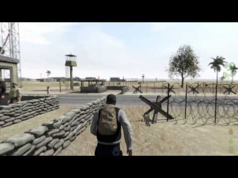 Arma 2: DayZ Fallujah- Episode 1-Part 1: SVD CAMO!