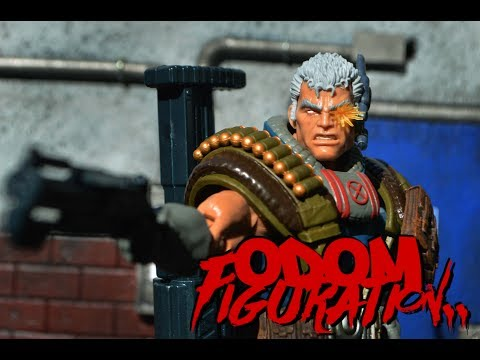 NEW Marvel Legends Deadpool Wave Cable Review