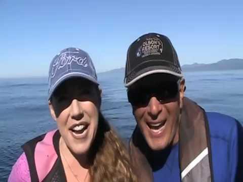 Sekiu Canada Washington State EPIC Salmon Fishing!