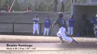 Benito Santiago (03-27-2014) USA Baseball NHSI (Cary, N.C.)