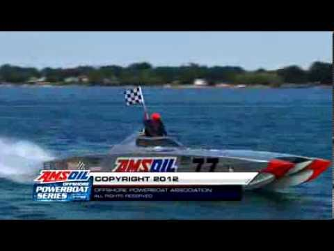 2012 St Clair River Classic Offshore Powerboat Race - OPA Racing