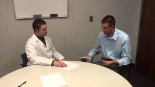 Wilkes University's Pharmacy Students Explain Collaborative Practice Thumbnail