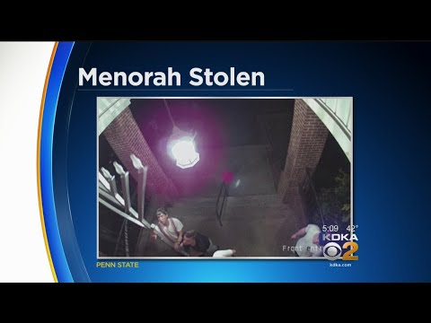 Charges Filed Against 4 Students For Theft, Vandalism Of Menorah