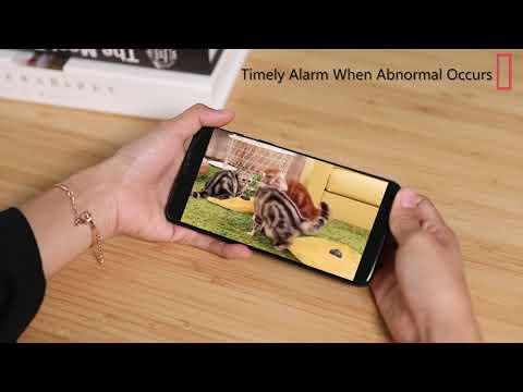 Camsoy Smart Life Mini Camera S1 - YouTube