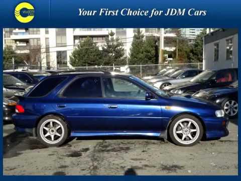 vancouver velocity cars bc 1999 subaru impreza wrx hatchback youtube 1999 subaru impreza wrx hatchback