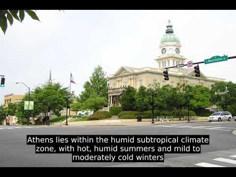 Athens - Interesting Facts