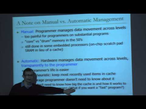 Lecture 19. Memory Hierarchy and Caches - CMU - Computer Architecture 2014 - Onur Mutlu