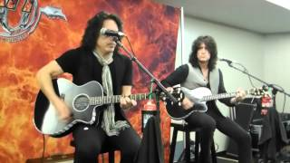 KISS - Comin' Home - Acoustic Session - Bridgestone Arena - Nashville, TN - 7/16/14