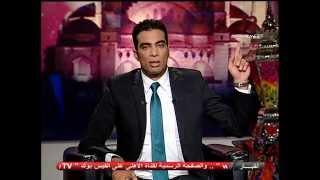 لحظة ظهور شادي محمد على قناة الأهلي.. ورده على مرتضى منصور