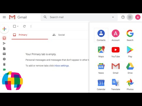 How To Find Contacts In Gmail (2019)