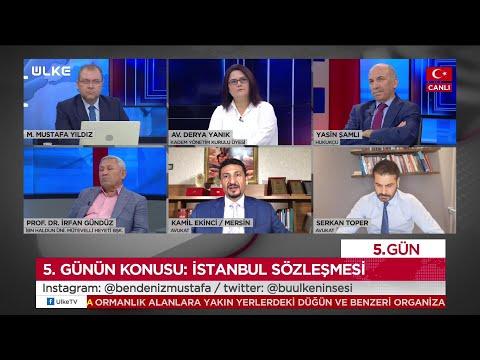 5.Gün -  Derya Yanık | Yasin Şamlı | İrfan Gündüz | Kamil Ekinci | Serkan Toper | 7 Ağustos 2020