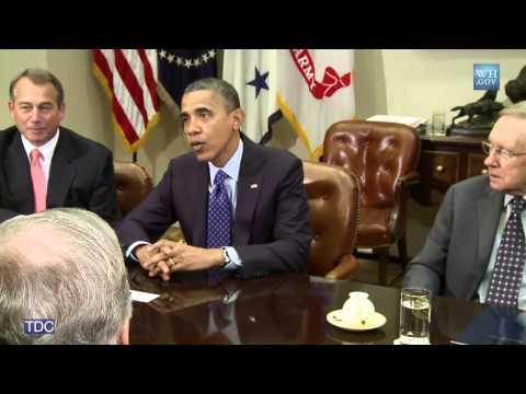 Obama Teases Boehner for his Birthday