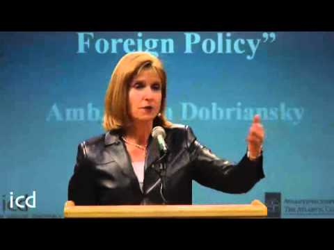 Paula Dobriansky, Former US Under Secretary of State for Democracy and Global Affairs
