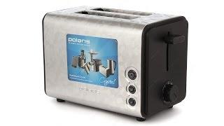 тостер Polaris PET 0909 обзор