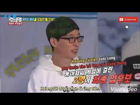 [ Running man ep 293] Bàn tay thối Kwang Soo và vua thả bom Suk Jin
