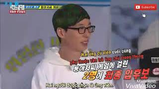 vuclip [ Running man ep 293] Bàn tay thối Kwang Soo và vua thả bom Suk Jin