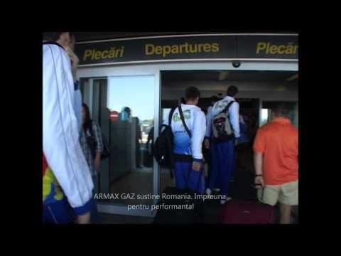 Shenzhen 2011 - Romania sustinuta de Ancada Sport si Armax Gaz