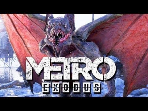 Metro Exodus Gameplay German #01 - Der Traum von frischer Luft