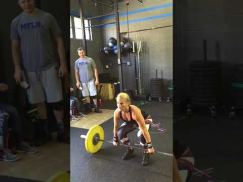 Hawthorne's Crossfit XT Performs Exercises For Autism